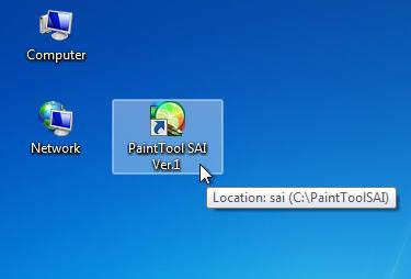 Paint Tool Sai License Certificate File